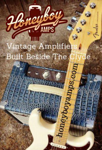 Honey Boy Amps