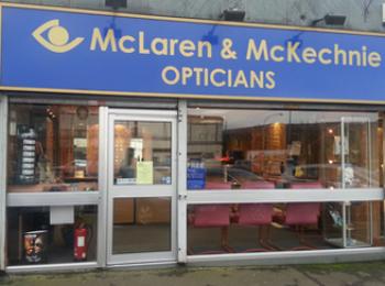 McLaren & McKechnie Opticians
