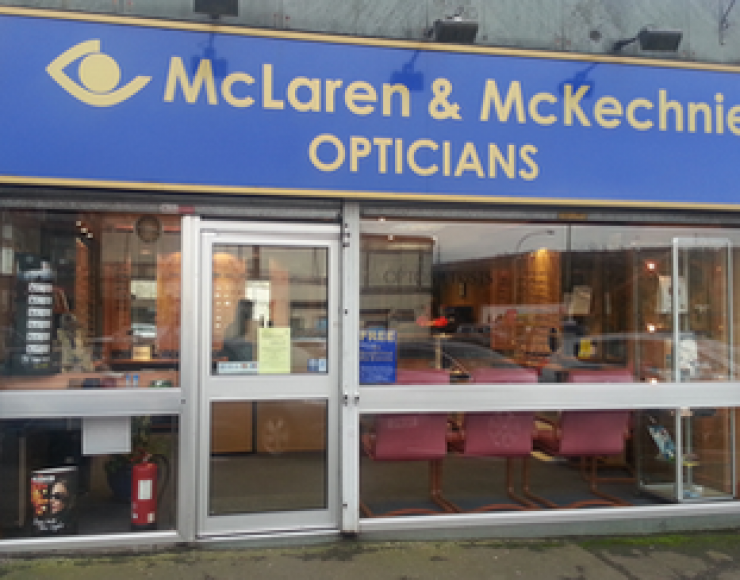 McLaren & McKechnie Opticians