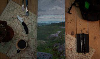 Joseph Dalton artwork and materials