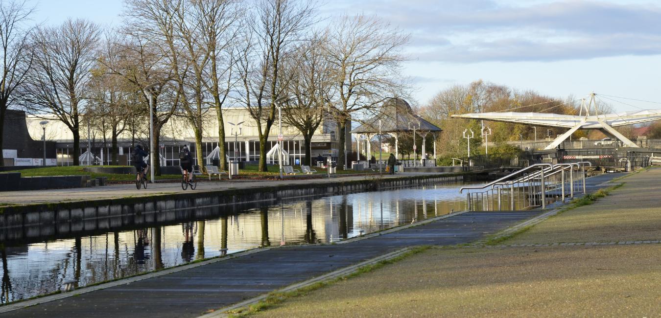 Clydebank Canal