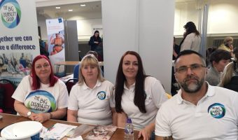 Staff and Volunteers of The Big Disability Group