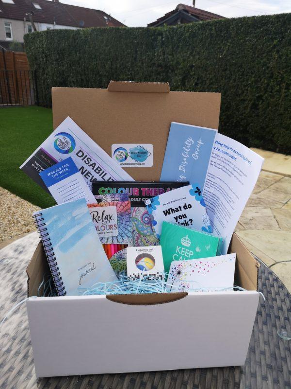 Mental Wellbeing Box