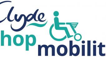 Clyde Shopmobility Logo