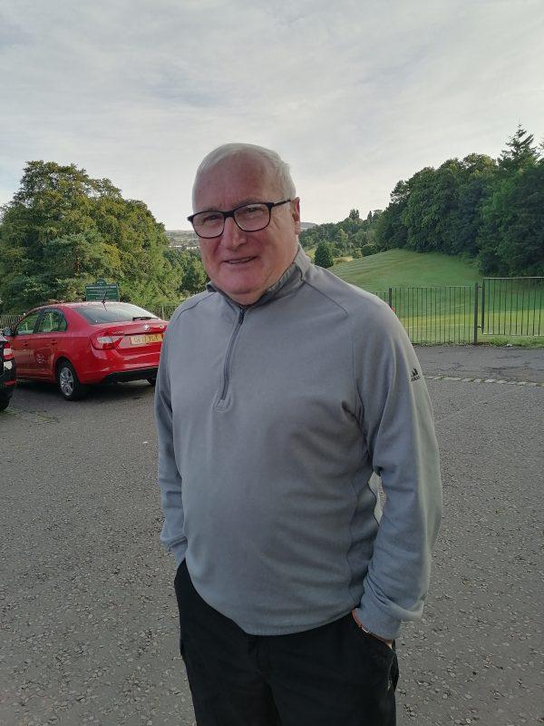 Image of older man.