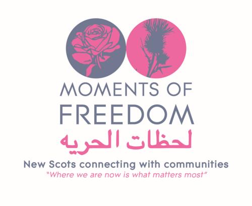 Moments of Freedom logo